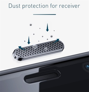 Image 2 - Baseus 0.3Mm Bảo Vệ Màn Hình Kính Cường Lực Cho iPhone 11 Pro Max Chống Nhìn Trộm Có Kính Cường Lực Cho iPhone Xs max Xr X 11