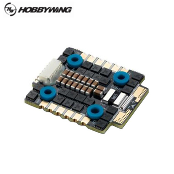 Hobbywing XRotor Micro 40A (20x20) 6S 4in1 CES Blheli 32 Dshot 1200/150/300/600 Para RC Drone RC Marco FPV