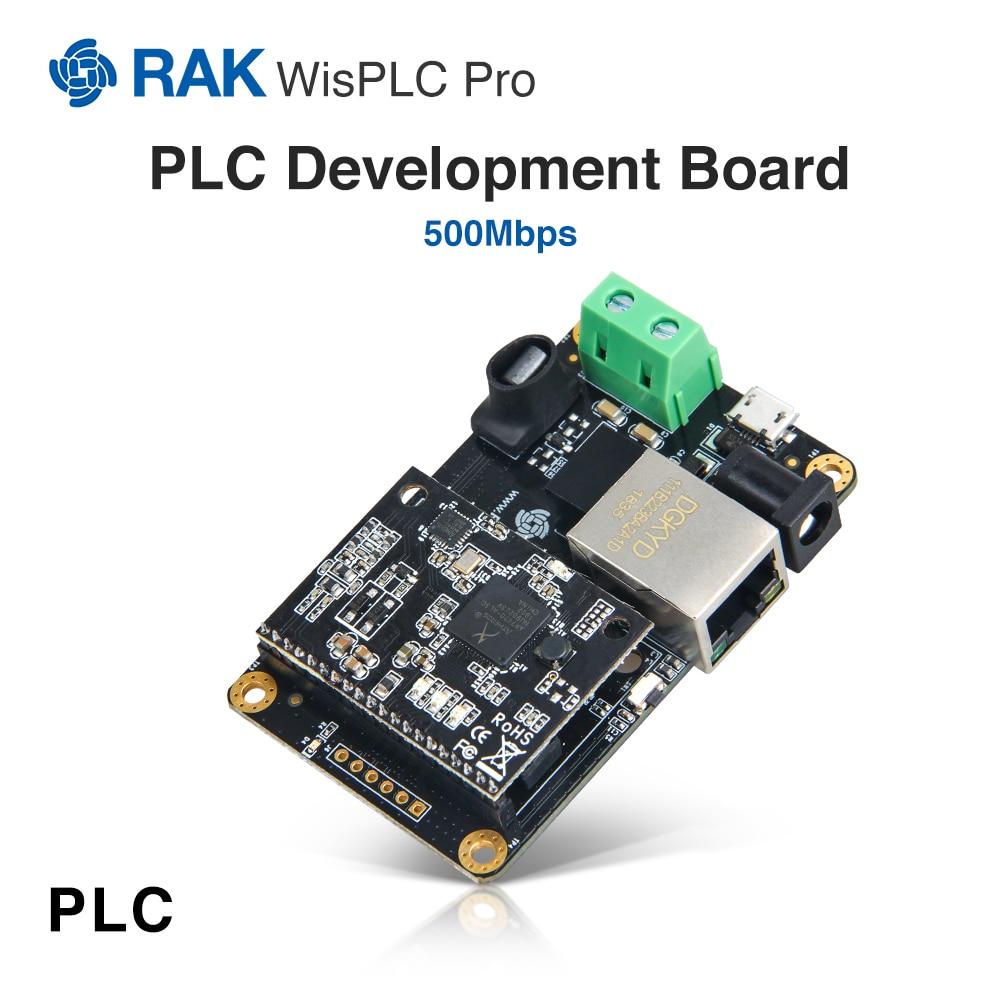 Image 4 - Placa de desarrollo wispcc Pro, módulo PLC, línea de alimentación/par trenzado/Interfaz Ethernet  500 Mbps, adaptador de red de soporteboard boardline powerboard module -