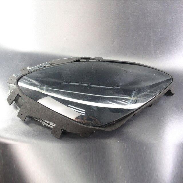 Pour Chevrolet C6 Corvette 2005-2013 couvercle et joint de lentille de phare de remplacement