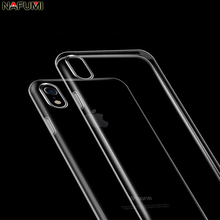 Buy Soft TPU Phone Case  Back Cover For iPhone 7 8 6s Plus Transparent TPU Gel Box. 6 X iphone 8 Plus 6s 7 Phone XS Max 5 SE 4 Case directly from merchant!
