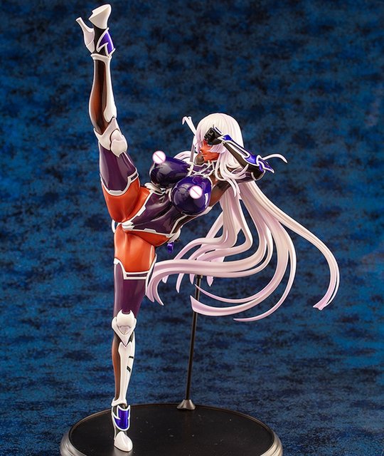 35cm Liliana Native Rocket Boy taimanin 1/6 Scale Sexy Girls Action Figure Japanese Anime Adult Action Figures Toys Anime Figure