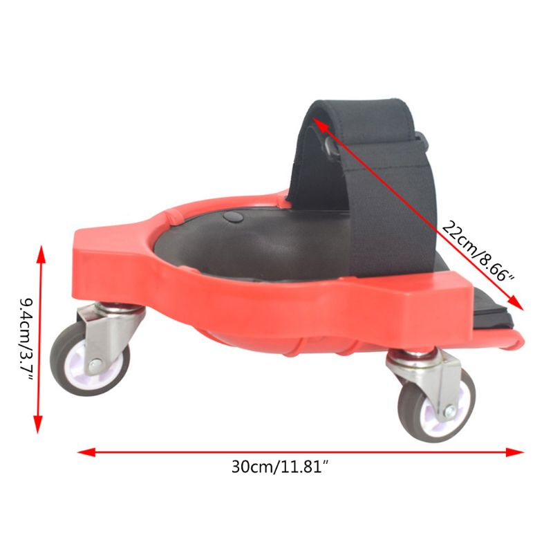 Multifuncional universal roda polia joelho almofada protetor construção piso de trabalho 964e-4