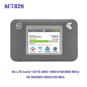 Unlocked AC782S 4G LTE Mobile Hotspot CAT4 Wifi Router 4G LTE portable wifi hotspot lte cat4 enabled carfi e8377 4g lte mobile car wifi hotspot