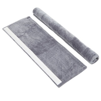 Drzwi lodówki osłona klamki urządzenie kuchenne Decor uchwyty przeciwpoślizgowe rękawice ochronne do lodówki piekarnik trzymaj odciski palców L tanie i dobre opinie flannel door handle cover Plush