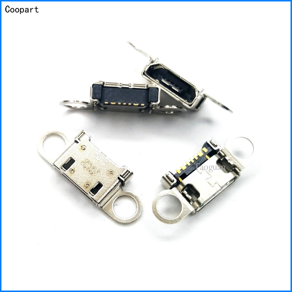 2pcs/lot Coopart New USB Charging Port Dock Connector For Samsung S6 EDGE G9208 G9209 S6E G920F G920V G9200 G9250 DUOS