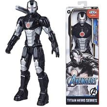 Avengers Marvel Titan Hero Series Blast Gear Marvel's War Machine Action Figure 12-Inch Toy Birthday Gift Toys For Boy Kids