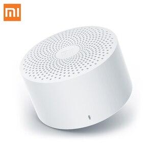 Image 1 - Originale Xiaomi MI Xiaoai Versione Casa Intelligente Senza Fili di Bluetooth Mini Speaker Altoparlante Stereo Portatile Con Il Mic di Controllo Vocale Vivavoce