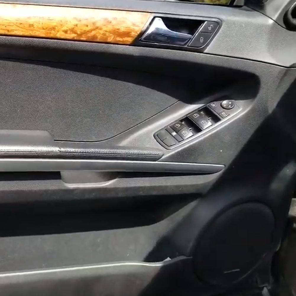 HiMISS Master commutateur de fenêtre d'alimentation pour mercedes-benz W164 GL320 GL350 GL450 ML500 OE: 2518300290 avec Kit - 6