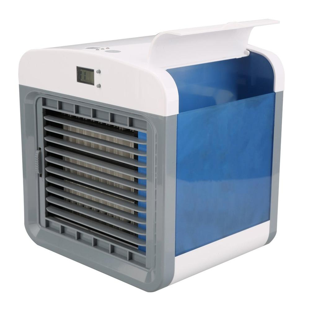 Portable Mini Air Conditioner Cooler Cooling Fan HumidifierPurifier Artic Office