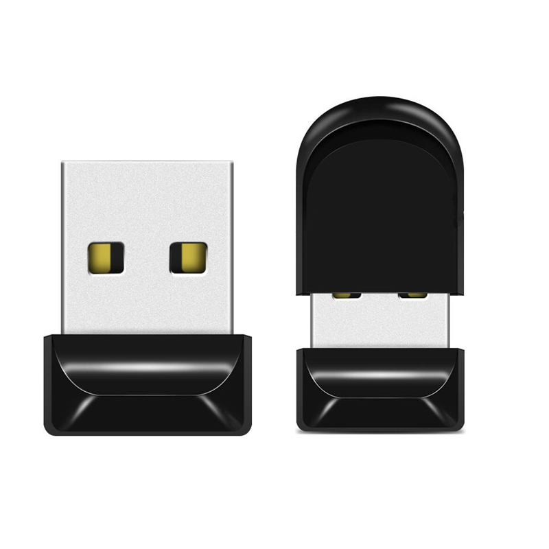 Plastic Super Mini Black Usb Flash Drives 32GB Pendrive 4GB 8GB 16GB Flash Drive 64GB 128G 256G Pendrive Usb Stick Free Shipping