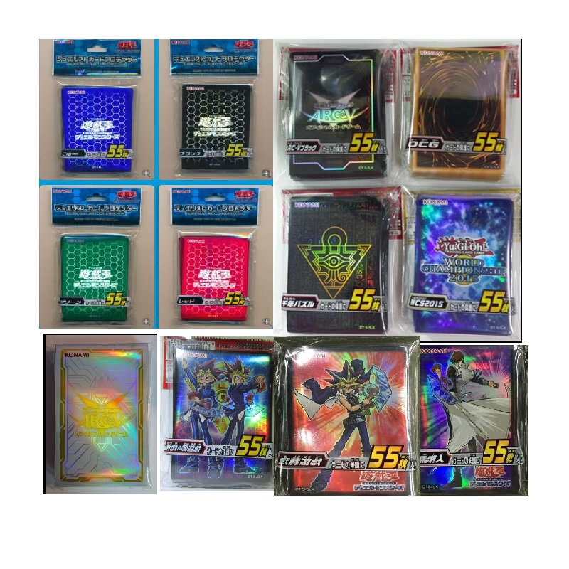 Yu Gi Oh Genuine Card Sets Millennium Buildings Fusion Purple World Games Decoding Silent VR Dark Tour