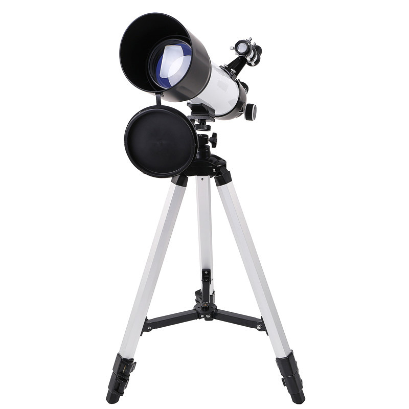 Professional 80x500 Astronomical Telescope High Quality Erect Image Definition Astronomy Power 500 Times