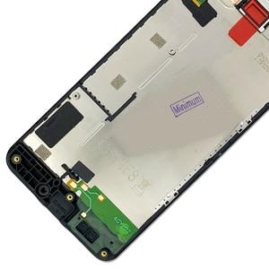 """Image 4 - Nokia Lumia 630 635 için RM 977 RM 978 4.5 """"LCD ekran dokunmatik ekran Digitizer meclisi ile çerçeve Microsoft 630 için lcd + hediye"""