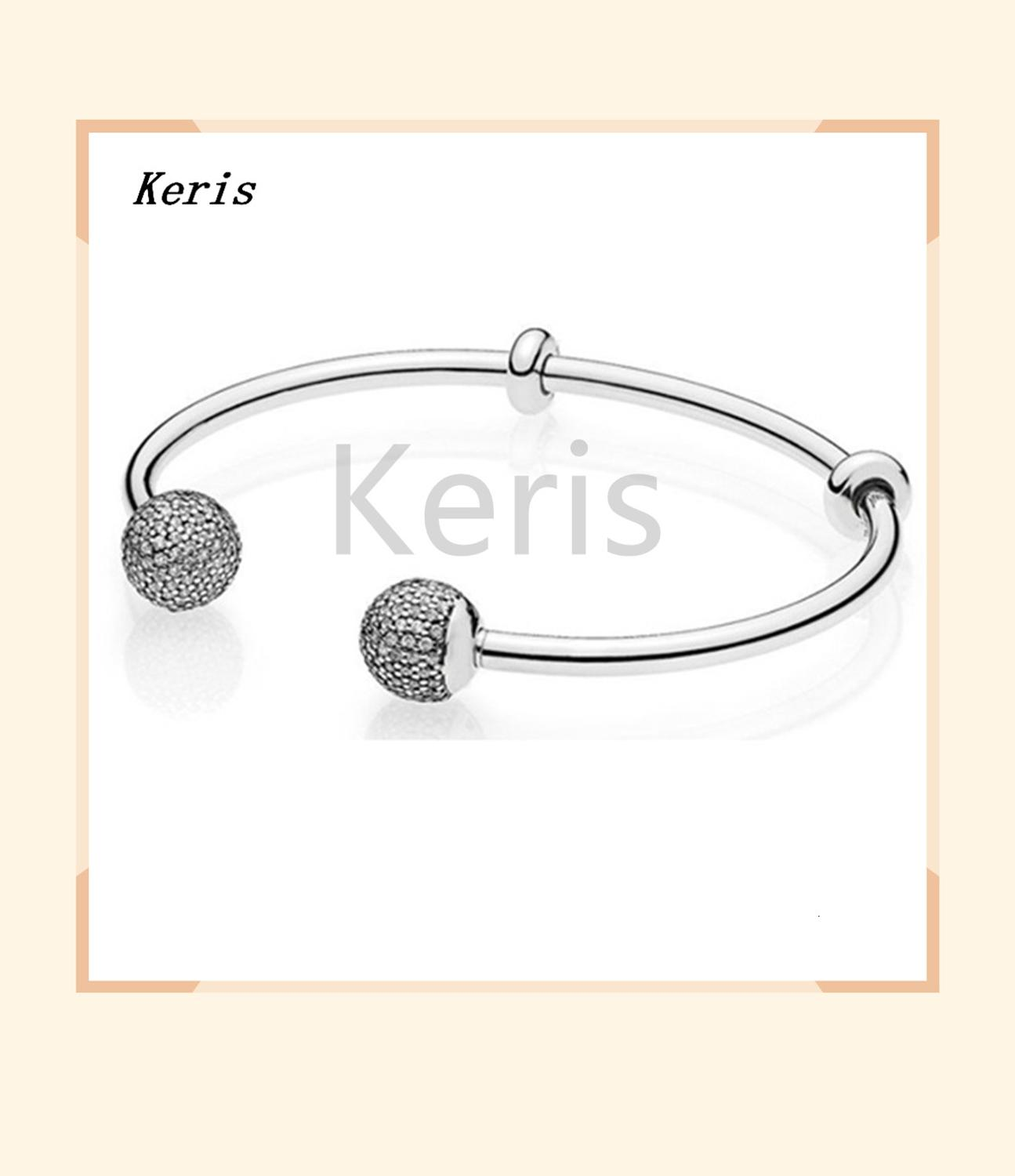 The Last Moments 925 Silver Sterling Double-headed Standard Accounts Wristband Diy A Present Birthday Charm Bracelet 5964cz