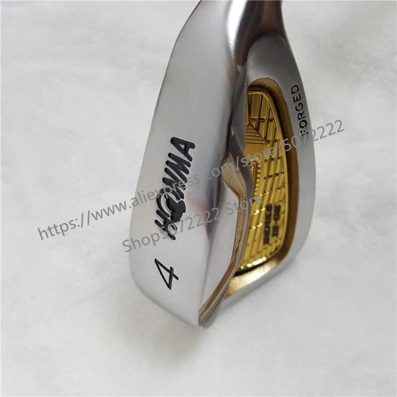 Clubs de Golf honma s-06 4 étoiles fers de GOLF clubs 4-11sw.aw Golf fer club Graphite Golf arbre R ou S flex - 2