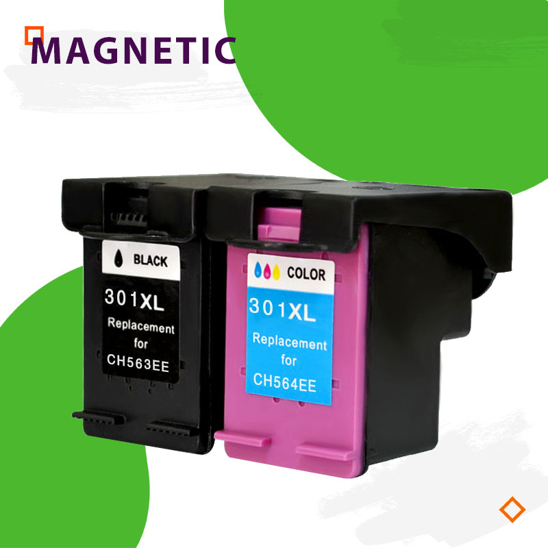 301XL Cartridge Compatible For Hp 301 Xl For Hp301 Ink Cartridge For HP 301xl Envy 4500 Deskjet 2630 2540 2510 1000 1050 Printer