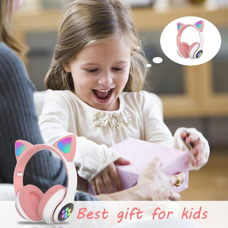 baixo cancelamento ruído microfone adulto crianças apoio tf cartão 2021