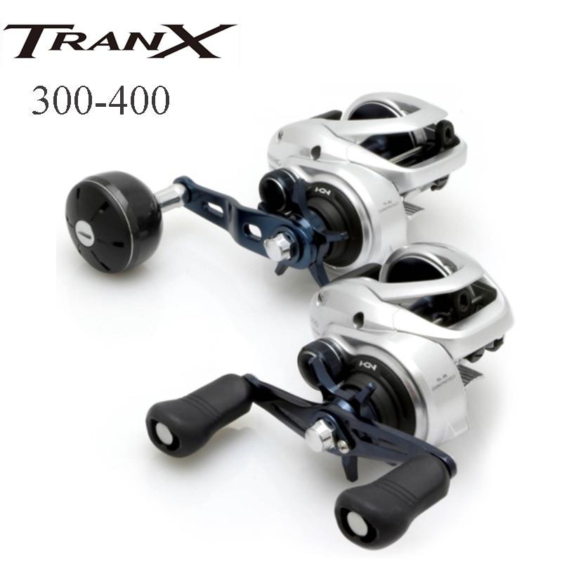 SHIMANO TRANX 200A 201AHG 300A 301A 300AHG 301AHG 400A 401AHG Baitcasting Reels