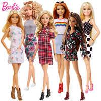 Muñecas Barbie de pelo rubio Bjd para niñas, accesorios originales, Juguetes para niñas, ropa de Barbie