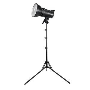 Image 5 - Godox 3x SL 60W beyaz versiyonu stüdyo LED sürekli fotoğraf Video işığı + 3x1.8m ışık standı + 3x60x90cm Softbox led ışık kiti