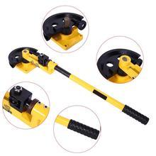 Трубогибочный станок для гибки труб ручной трубогибочный инструмент рычажный инструмент для гибки труб диаметр труб 10-25 мм трубогибочный станок