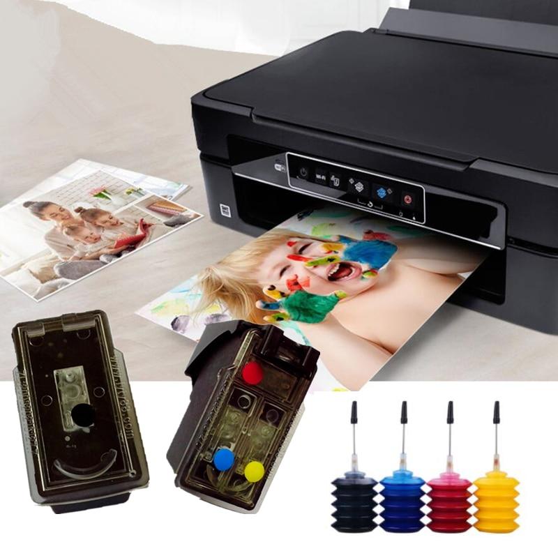 11.11 Compatible pour Canon IP2700 IP2702 MP230 MP240 IP 2700 2702 MP 230 240 cartouche d'encre rechargeable Pixma imprimante encre