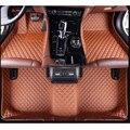 Универсальный автомобильный напольный коврик ZRCGL для Dodge  все модели  дорожная ram  aittitude  караван  калибр  автостайлинг  автомобильные аксессу...