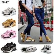 Sneakers Women Trainers Tennis-Shoes Breathable New Lace-Up Mesh Gym And Zapatos-De-Mujer