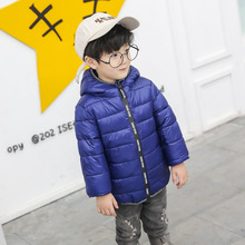 Fashion Autumn Winter Jacket For Boys Children Jacket Kids Hooded Warm Outerwear Coat For Boy Clothes 2-10 Year Baby Boys Jacket недорого