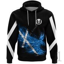 Plstar cosmos 3dprint newfashion tribal escócia país cultura harajuku unisex streetwear engraçado casual hoodies/moletom/zip1