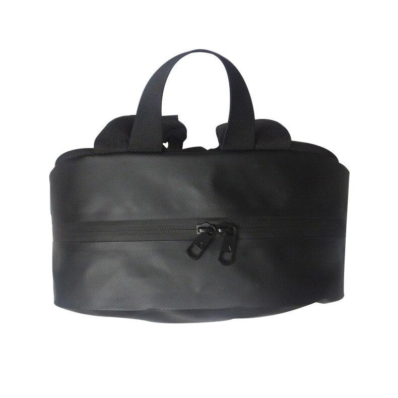 Водонепроницаемая сумка, ПВХ спортивная уличная альпинистская сумка Открытая Страна вещевой мешок сплошной цвет рюкзак источник