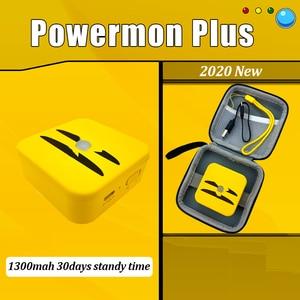 Image 1 - 2020 uyumlu Bluetooth bilezik Pokemongo artı bileklik bilezik cihazı IOS Android için manuel/otomatik yakalama sürümü