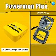 Pulsera Bluetooth Compatible con Pokemon Plus, dispositivo de pulsera para IOS, Android, Manual, versión de captura automática, 2020