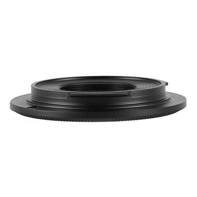 Objectif de caméra 50mm F1.8 APS-C objectif de télévision en circuit fermé + anneau adaptateur de C-FX pour Mini appareil photo reflex FUJIFILM