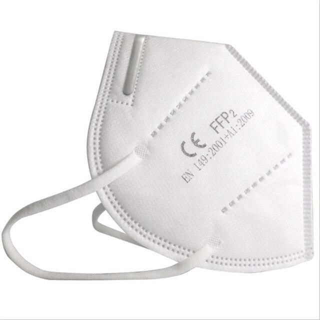 20pcs KN95 Mask Protective Dust Face Mask Flu Pm2.5 Filter Masks N95 Mask Respirator Antivirus Mask 5
