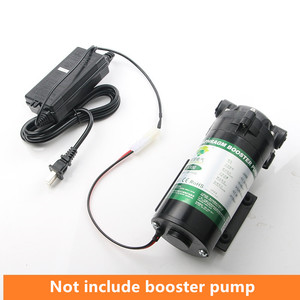 Image 4 - Su filtresi parçaları RO takviye pompası güç adaptör transformatörü 1.6A 2A giriş 100 240V,50 60Hz, çıkış 24V Osmosis Inversa Sistema