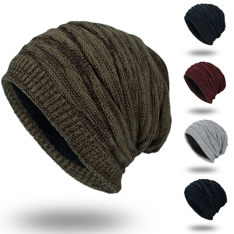 2020 New Fashion Women Men Knitting Beanie Hip-Hop Autumn Winter Warm Caps Unisex 9 Colors Hats For Women Feminino Skullies