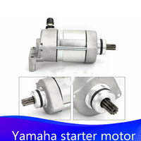 Starter Motor For Yamaha 5VY 81890 00 5VY 81890 01 4C8 81890 00 4C8 81890 01 YZF R1 R1 RaceBase R1S Limited Edition