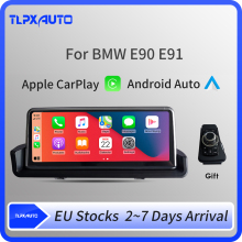 Multimedia-Head-Unit Apple Carplay Android Auto E91 E92 Bmw E90 Wireless for E93