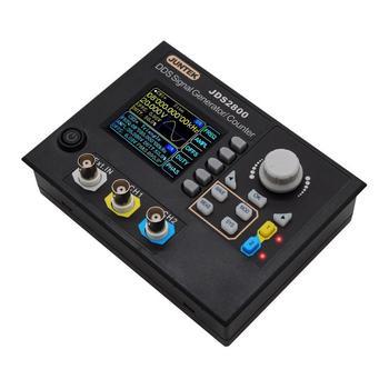 JDS2800-15M 15MHZ Signal Generator Digital Control Dual-channel DDS Signal Generator Pulse Signal Source Meter 40% Off