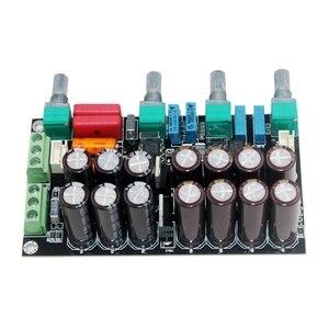 Image 5 - HIFI Stereo Preamp Preamplifier Tone Board Audio OPAMP Treble Bass Volume Tone Controller Amplifier Board