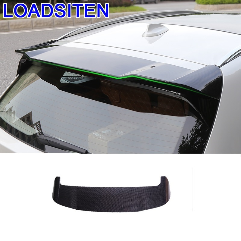 Mouldings Accessory Auto Automobile Decoration Accessories Modification Decorative Upgraded Wings Spoilers 18 FOR BMW X3 series in Spoilers Wings from Automobiles Motorcycles