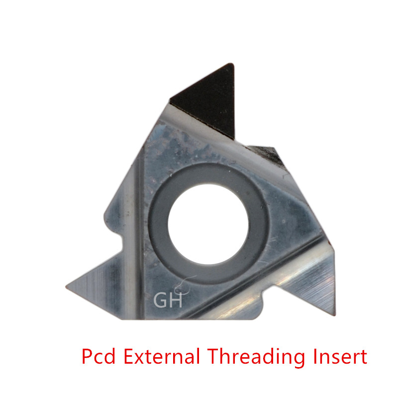 APKT 160404 PCD Used for Aluminum Turning Insert CNC Lathe APMT1604 PCD CBN