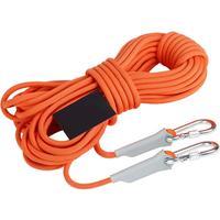 9.5mm espessura 10 m escalada ao ar livre corda de segurança lifeline sobrevivência emergência paracord resgate segurança corda caminhadas acessórios