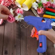 Gun Glue-Gun High-Temp-Heater Melt-Hot Mini PROSTORMER Repair-Tool 20W 7mm Optional-Base
