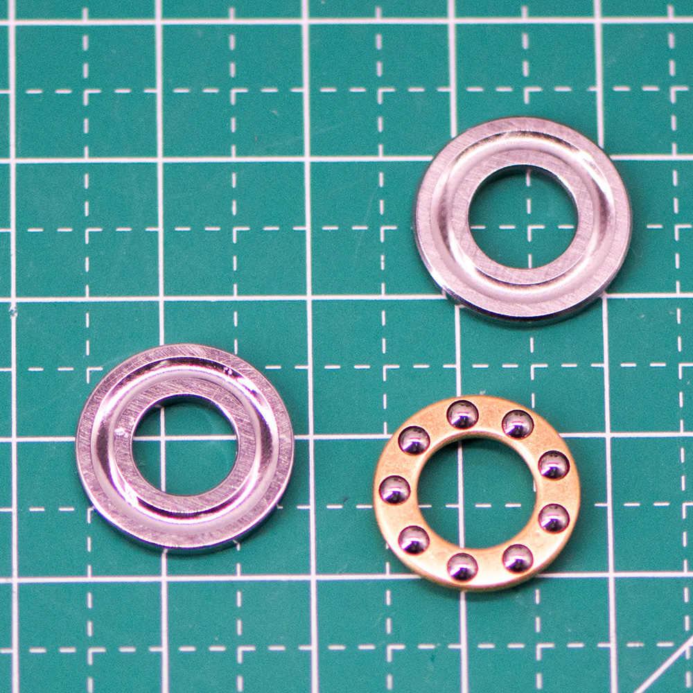 Versterken Staal Bal Zuiger Hoofd Lager voor Airsoft Gel Blaster BD556 M4 Paintball Accessoires