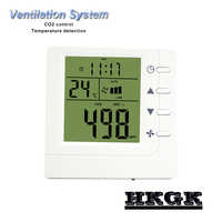 CO2 air controller RS485 air quality monitoring instruments