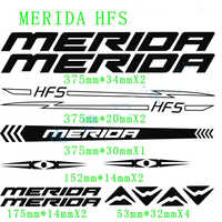High quality Reflective Frame decal for HFS cycling protector sticker bicicleta wheel fork bicycle accessories stickers