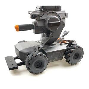 Image 5 - Kamera sportowa Insta 360 One X Gopro Canon uchwyt stały uchwyt Adapter stabilizator podstawa dla DJI Robomaster S1 Robot edukacyjny